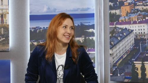 Виктория Федорова, заслуженная артистка РФ